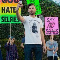 Say no to Selfies