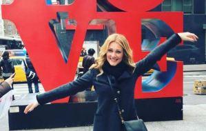 Νατάσα Θεοδωρίδου: Δείτε φωτογραφίες από το ταξίδι της στη Νέα Υόρκη