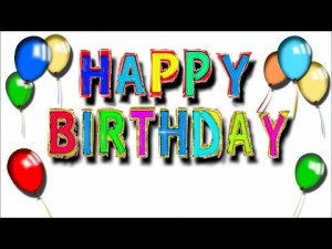 Read more about the article happy birthday to you