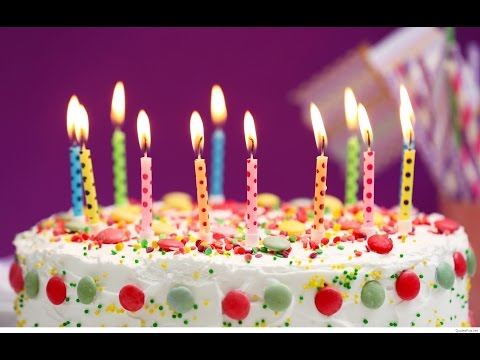 Χρόνια πολλά για τα γενέθλιά σου! (video)