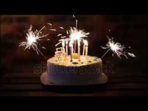 Σου εύχομαι χαρούμενα γενέθλια! (video)