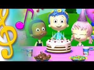 happy birthday to you! Παιδικά γενέθλια.(video)