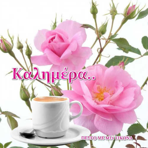 Καλημέρες παντού ,καλή Κυριακή με πολλά χαμόγελα!!!