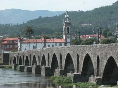 Randonnée Camino Porto Santiago