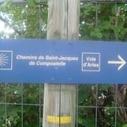 Le circuit de la voie d'Arles en vélo