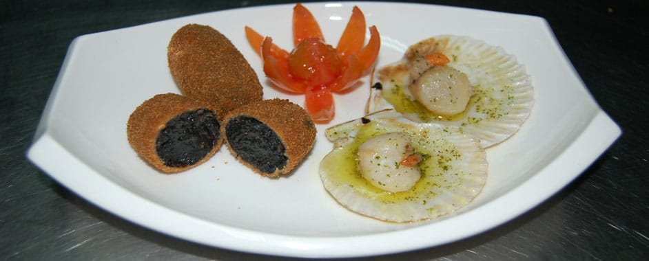 La gastronomie galicienne, basée sur les produits de la mer