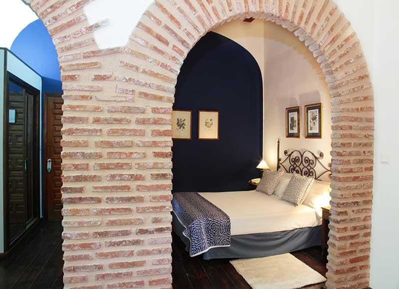 Des chambres sous les voûtes au monastère de Carrion de los Condes
