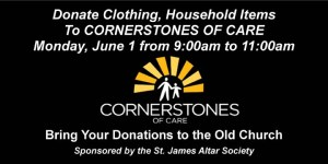 Donate Clothing & Household Items