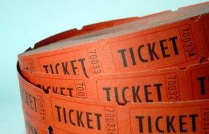 Auction Raffle Tickets