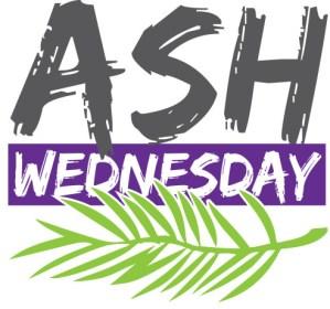 Ash Wednesday Evening Service