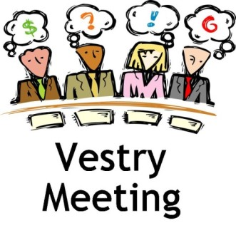 st james church vestry meeting