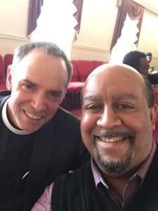Selfie Sunday at St. James'