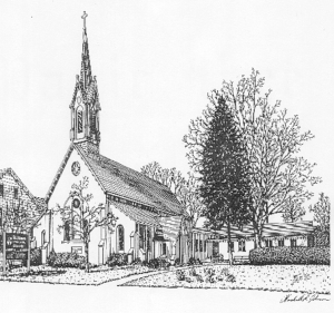 St James Pen and Ink