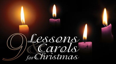 Joint Service of Nine Lessons and Carols