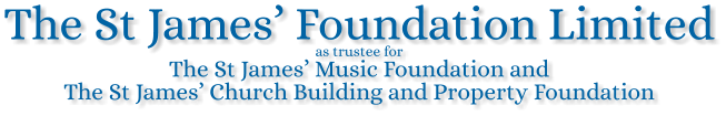 The St James' Foundation Limited Logo