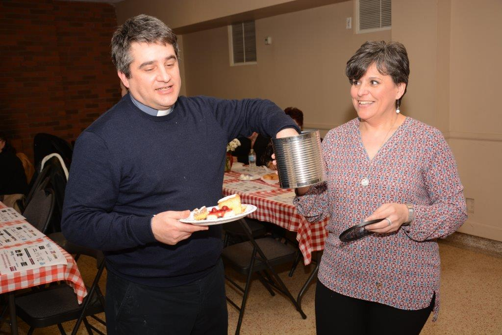 St. James - Pasta with the Pastors