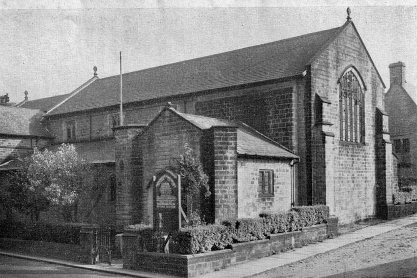 The Church in 1960
