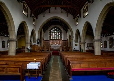 St. James Church Interior