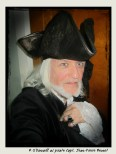 R O'Donnell as pirate Capt. Jean-Pierre Beunet