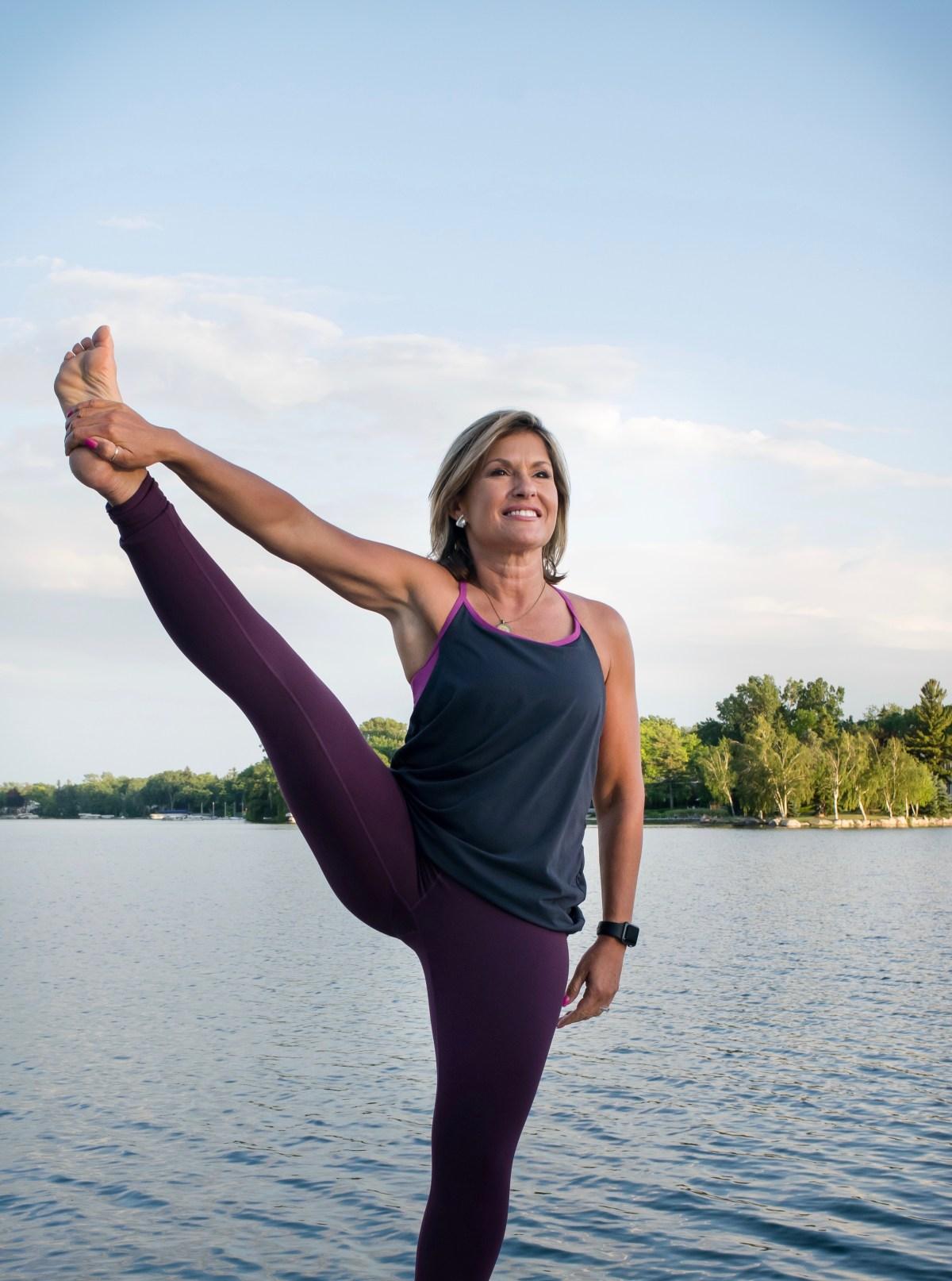 Yoga Brings Peace in Stillness
