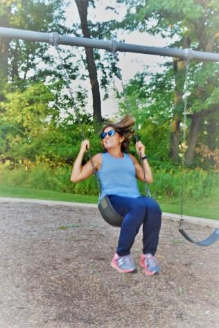 Lila Swing
