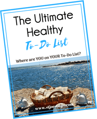Ultimate Healthy to do list