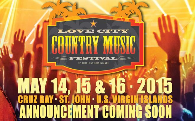 St. John Country Music Festival 2015