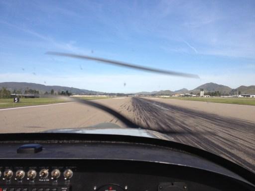 Takeoff Roll SLO 2