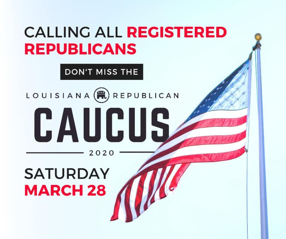 Calling all Registered Republicans