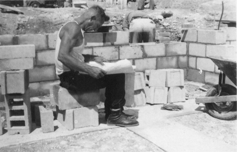 Edward Kurth - Masonry 1948-1949