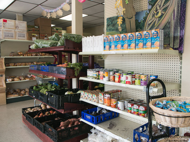 St. Johns Food Share grocery store