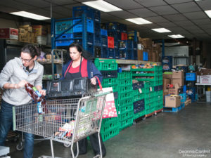 St. Johns Food Share warehouse