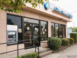 Albina Community Bank building