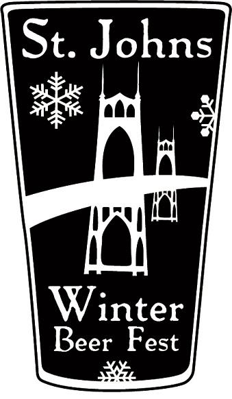 St. Johns Winter Beer Fest logo