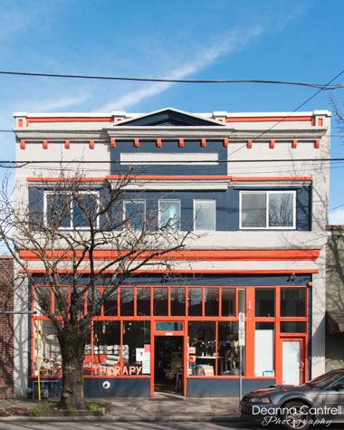 Therapy Stores Portland exterior