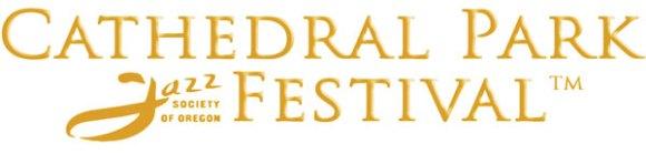 Cathedral Park Jazz Festival logo
