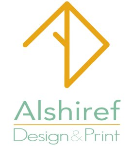 Alshiref Design and Print logo