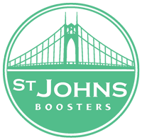 St. Johns Boosters logo