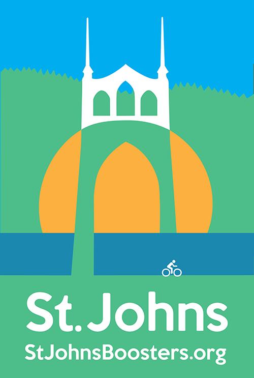 St. Johns banner