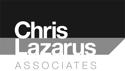 Chris Lazarus Associates logo