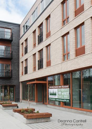 Wildwood Dental, exterior of building