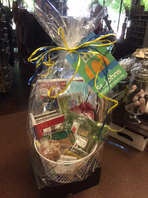 Boosters Basket