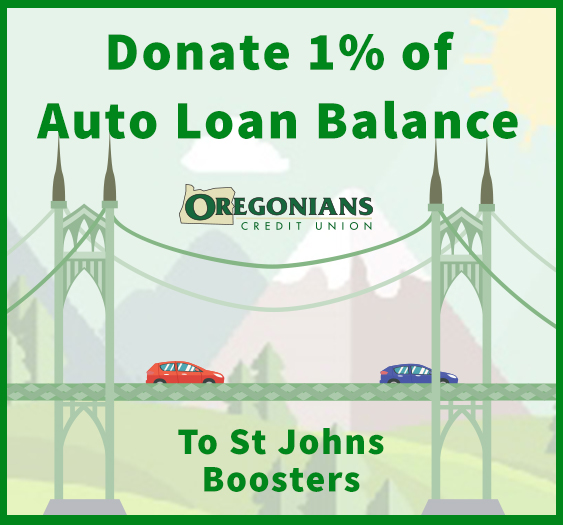 Oregonians CU car loan program
