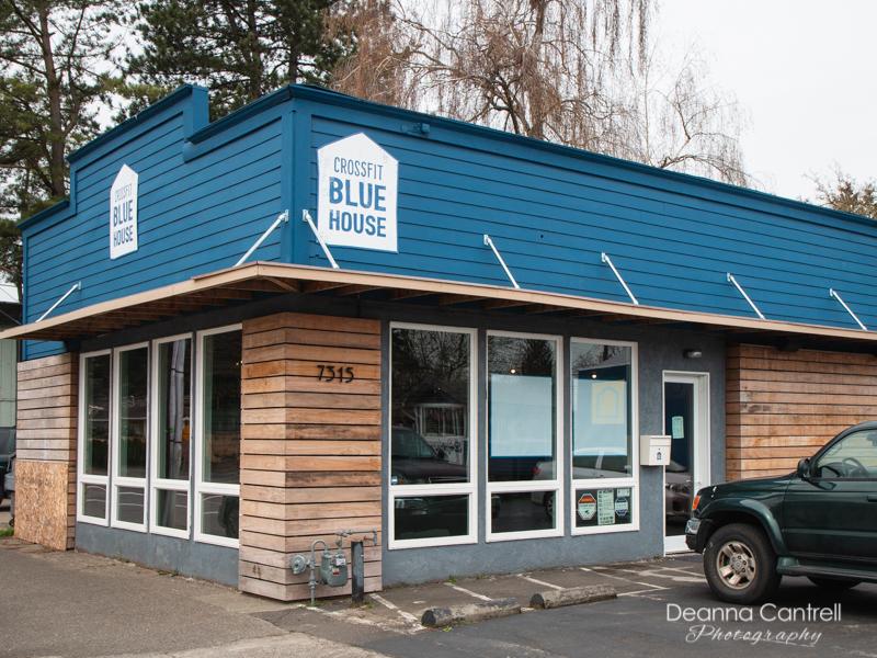Crossfit Blue House
