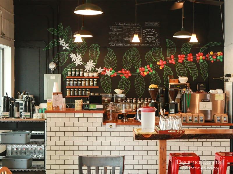 St. Johns Coffee Roasters