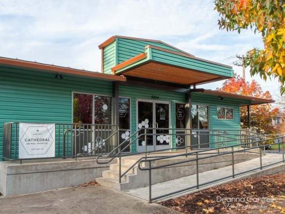 Cathedral Park Animal Hospital