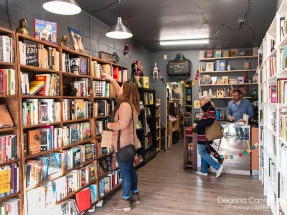 Revolutions Bookstore