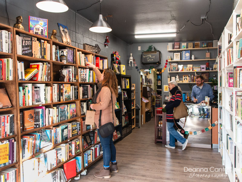 Revolutions Bookstore