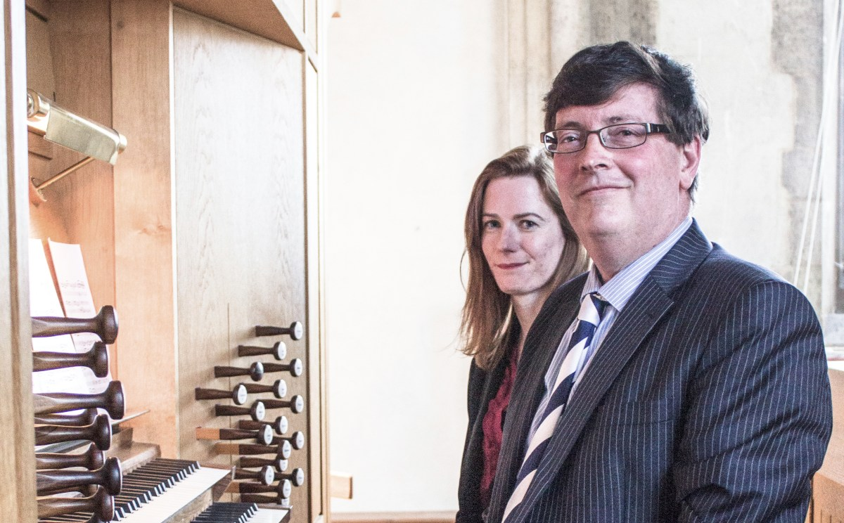 8th August Lunchtime Concert  Elizabeth  John Arkell Organ  St Johns CIC Peterborough
