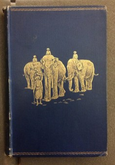 The Jungle Book - front cover